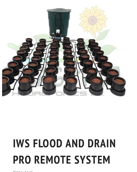 IWS system used once 80-100 Potter got everythin with it got 3 ballast shades etc £600