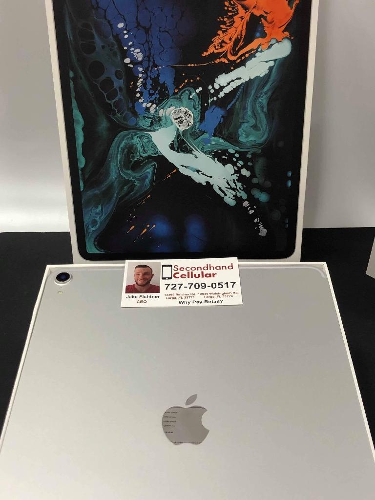 3rd Generation iPad Pro 256gb 12.9 WiFi plus cellular