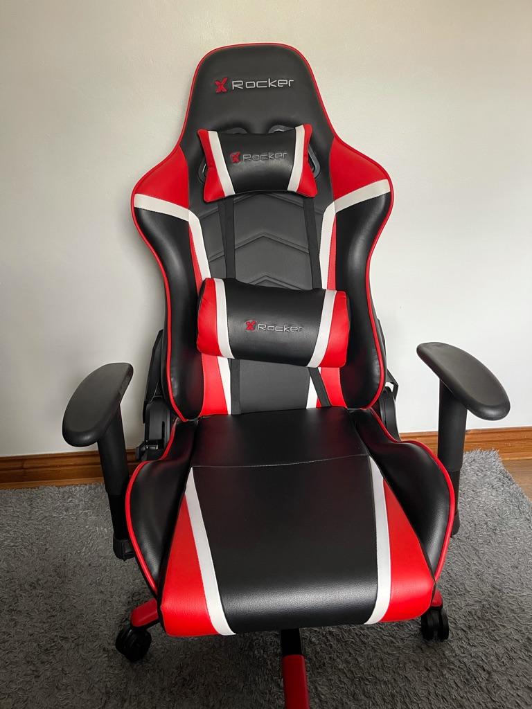 X rocker agility gaming chair