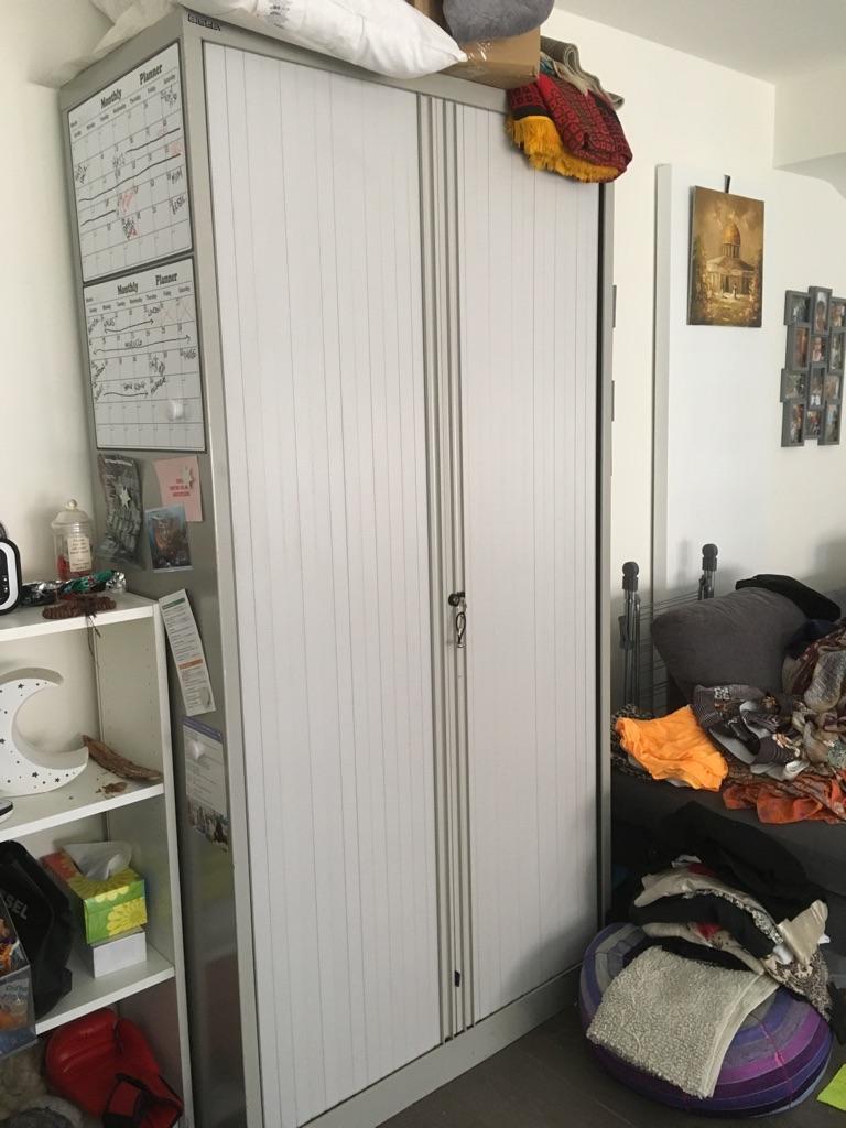 Storage cabinet 2m x 1m