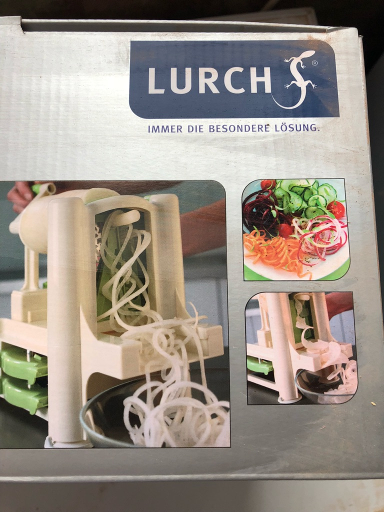 Lurch Spiralizer