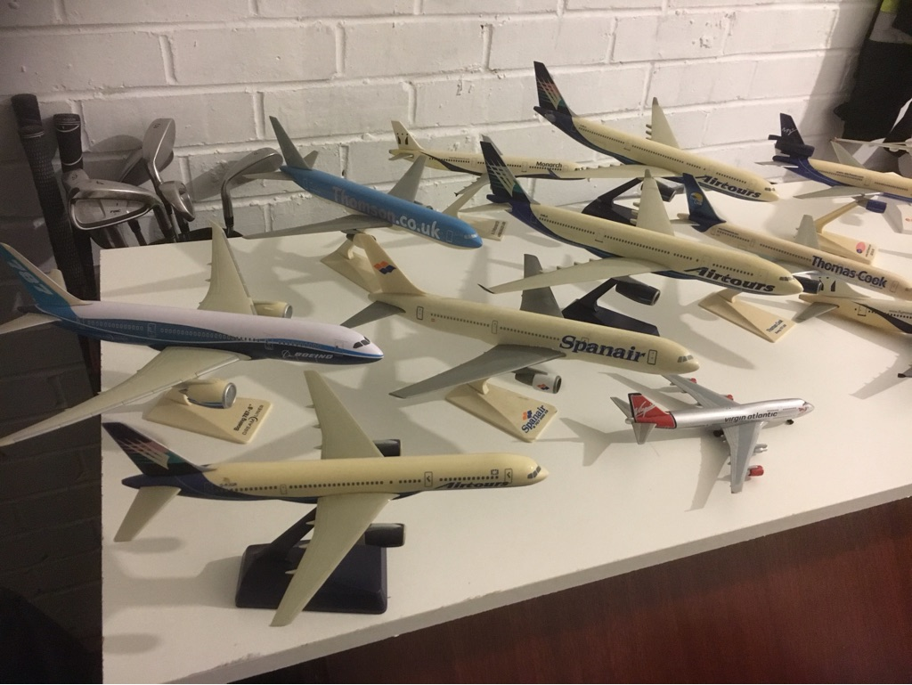 Miniature Planes