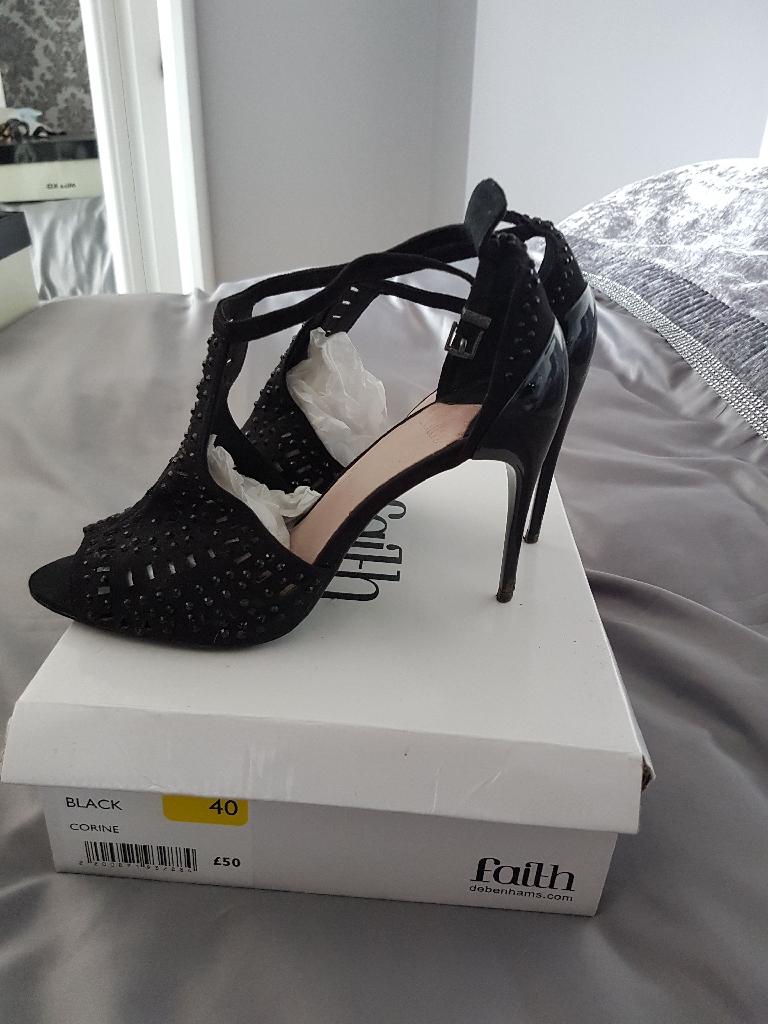 Size 7 faith sandals