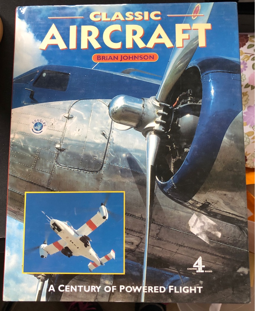CLASSIC AIRCRAFT BOOK