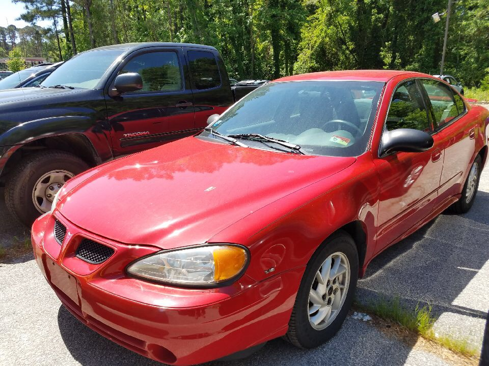 2006 Pontiac Grand Am