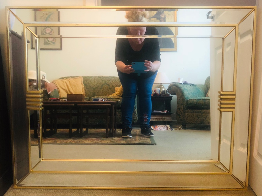 Heavy Quality Large Mirror