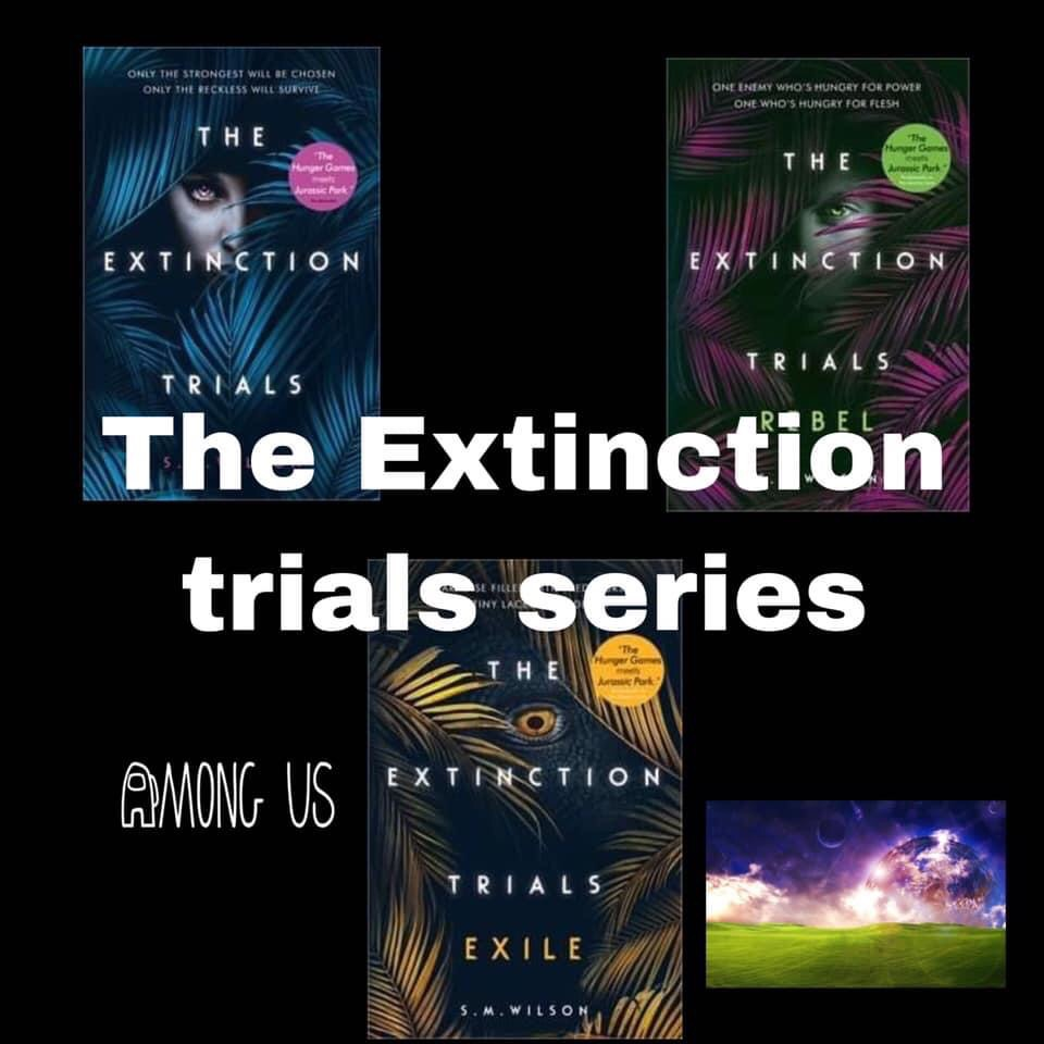 The extinction trails