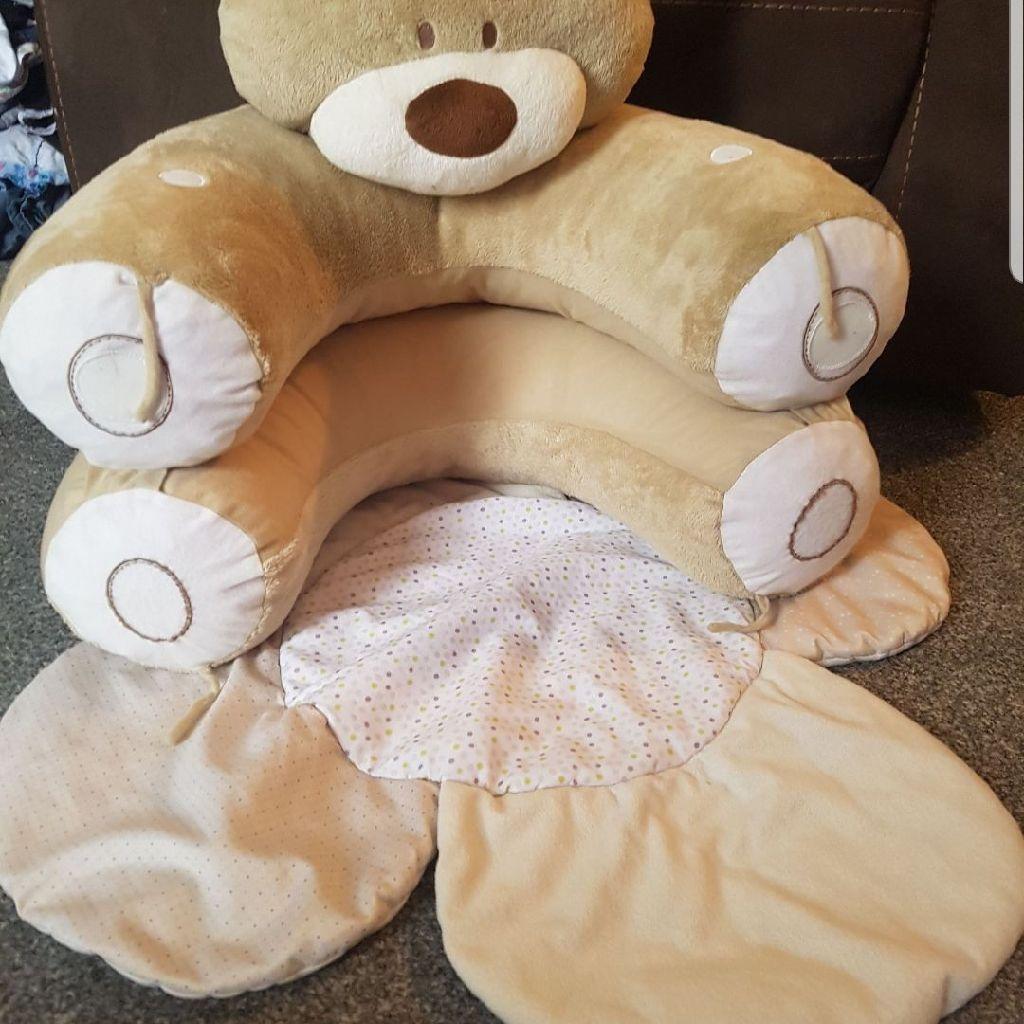 Teddy sit me up