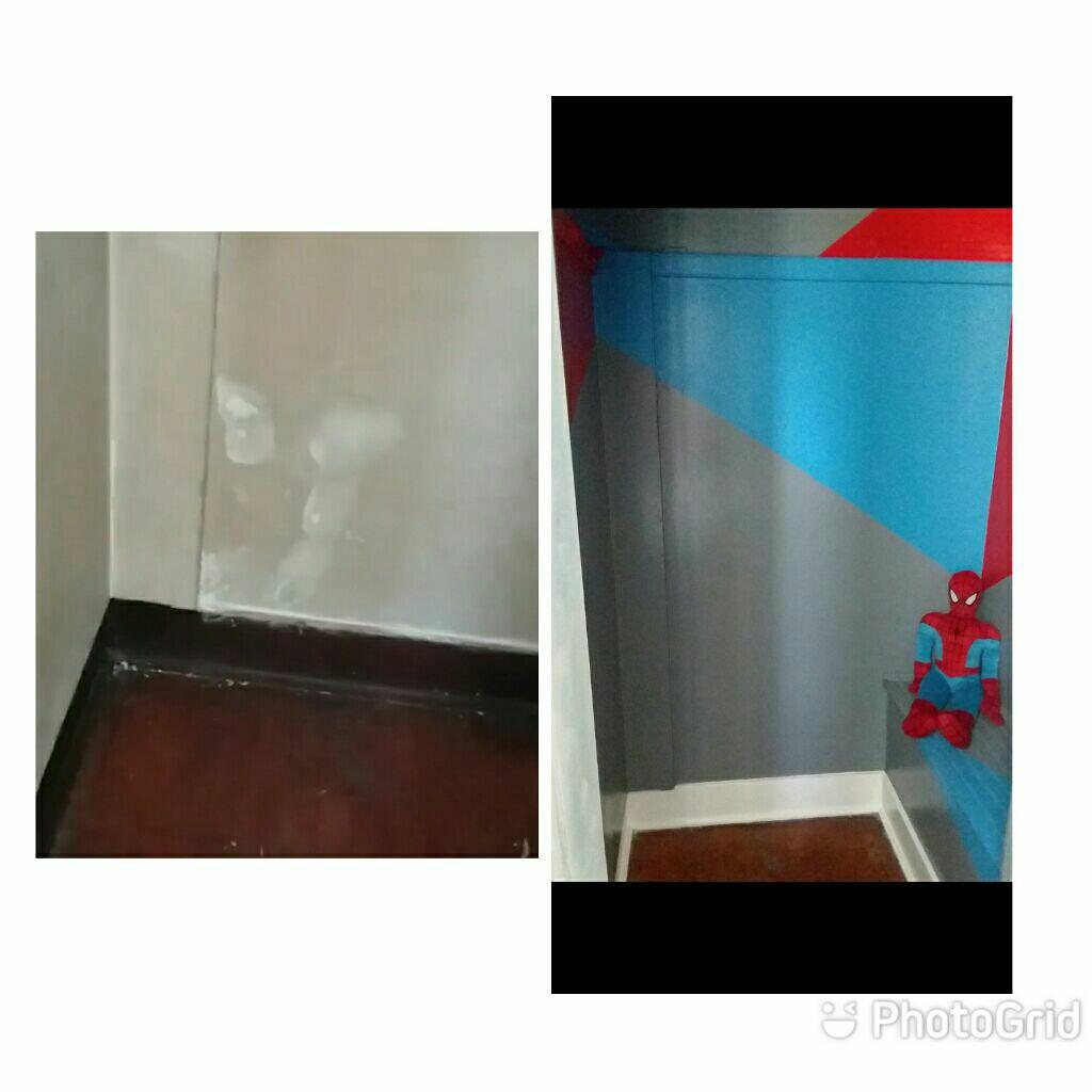 Decorative interior painting services