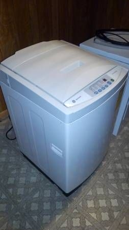 Portable Apartment Washer and Dryer 110 volt
