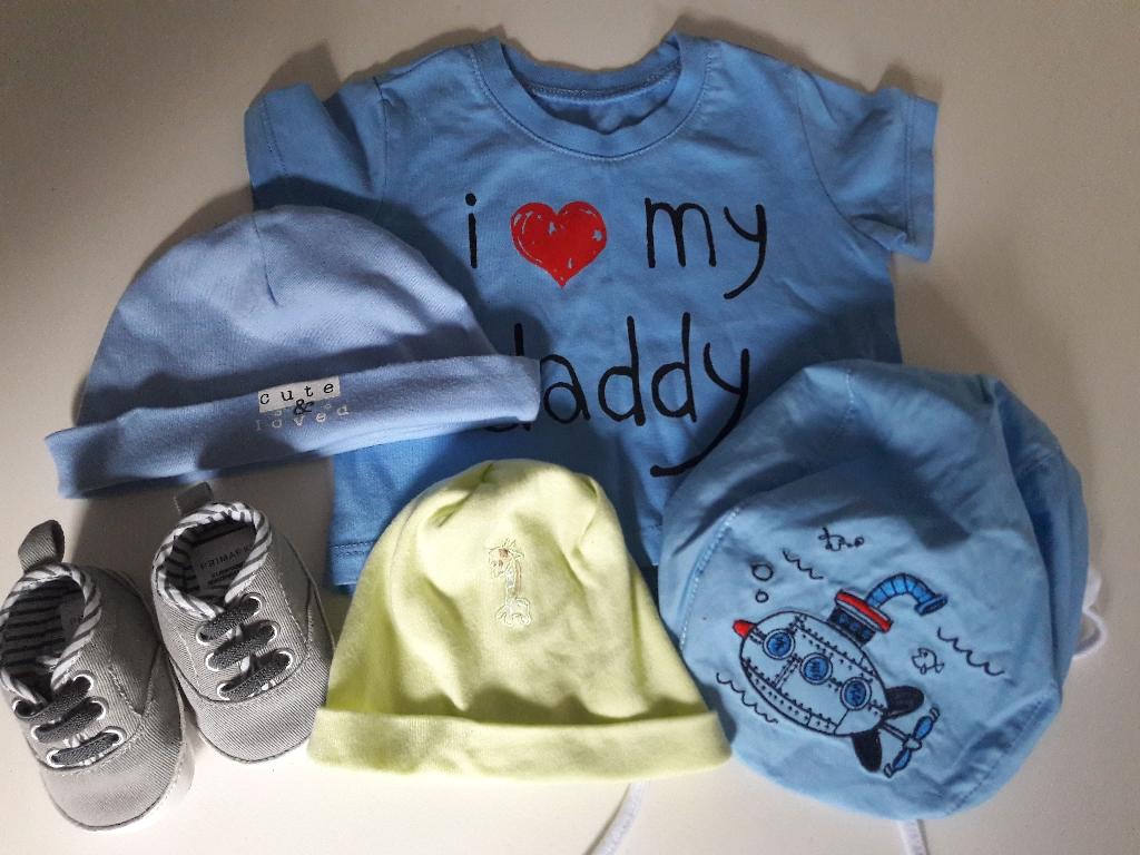 Baby boy cloths 0-3 months