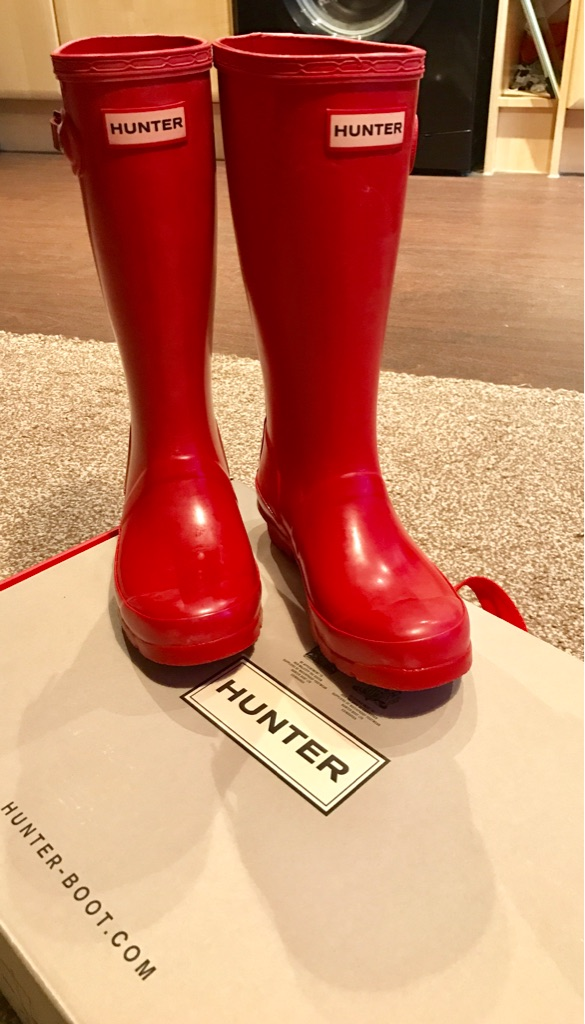 Children's hunter Wellies