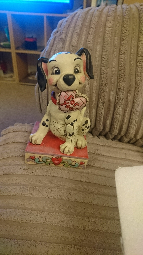 Disney Traditions 'Lucky in Love' Figurine