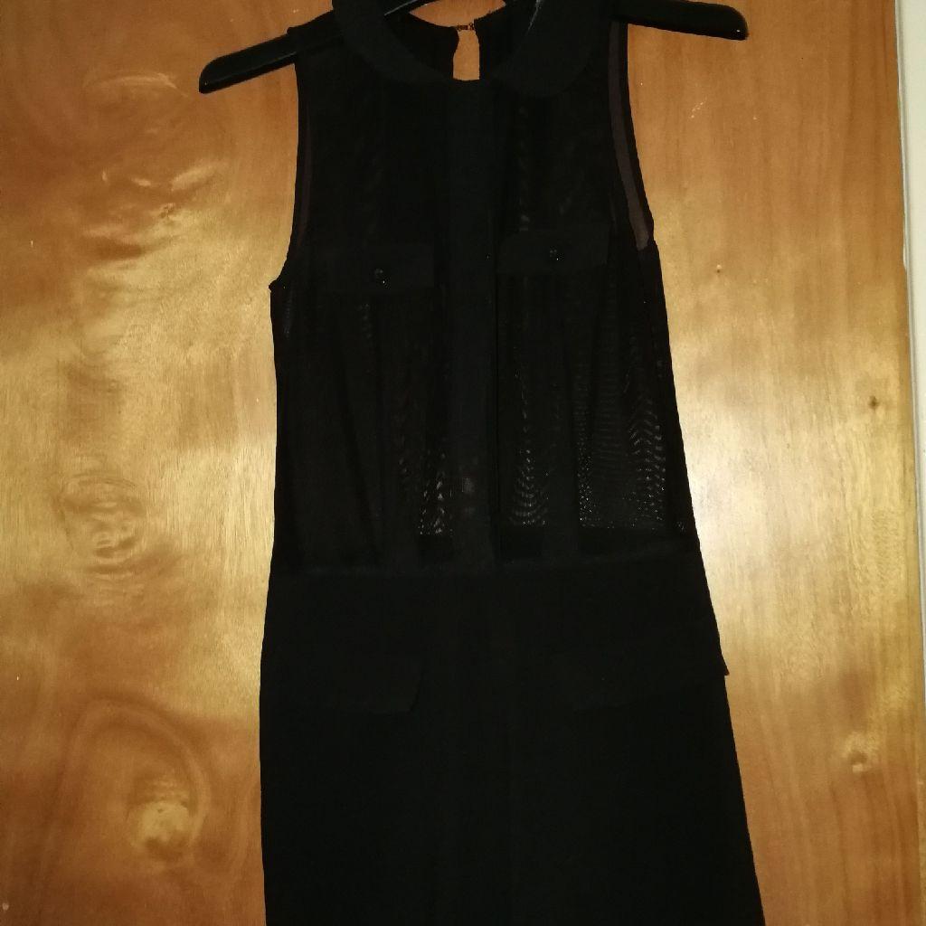 Asos jumpsuit Black size 8-10