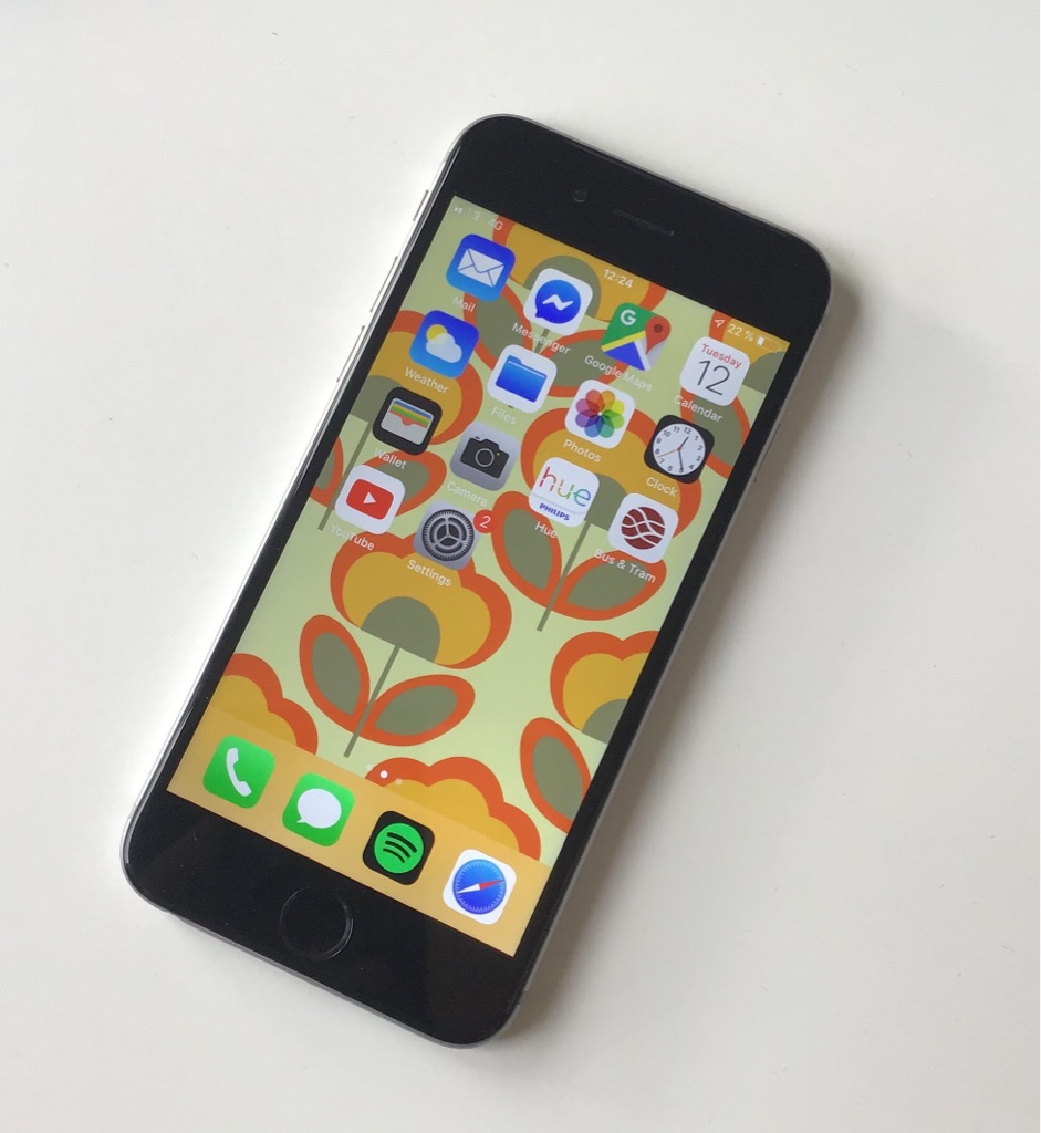 iPhone 6 64gb Space grey unlocked