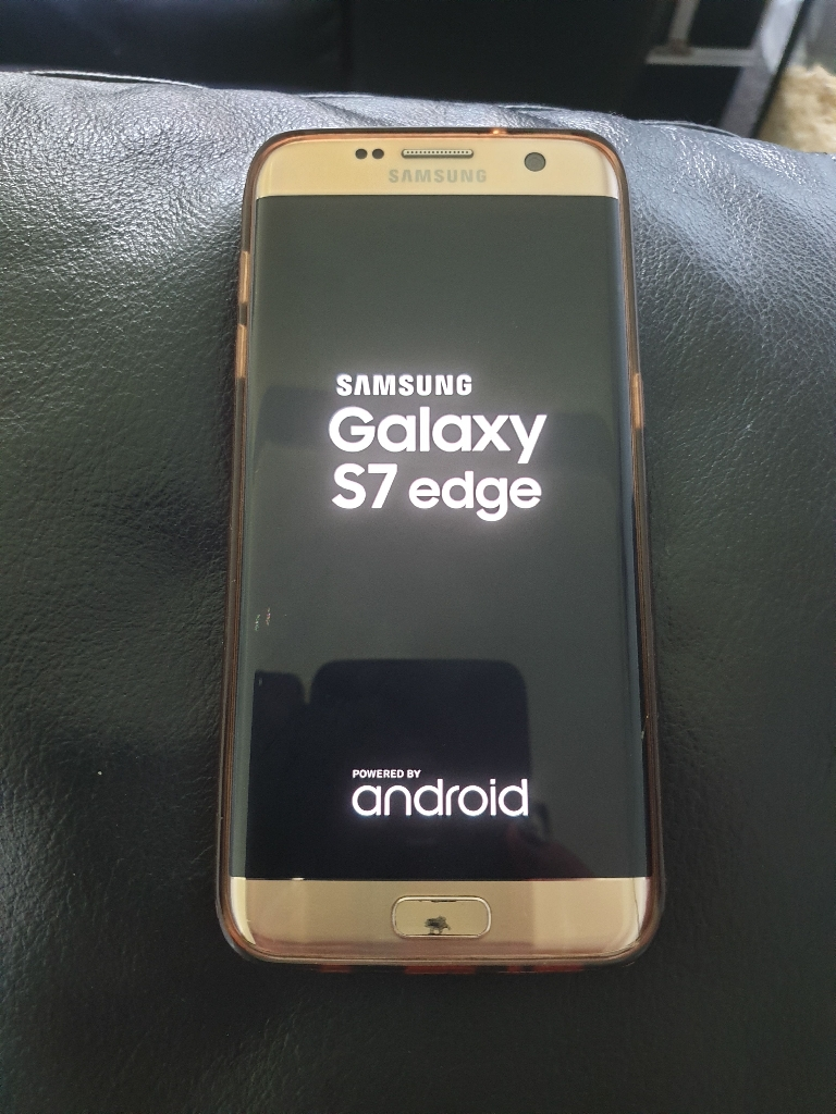 Samsung S7 Edge Gold 32 GB