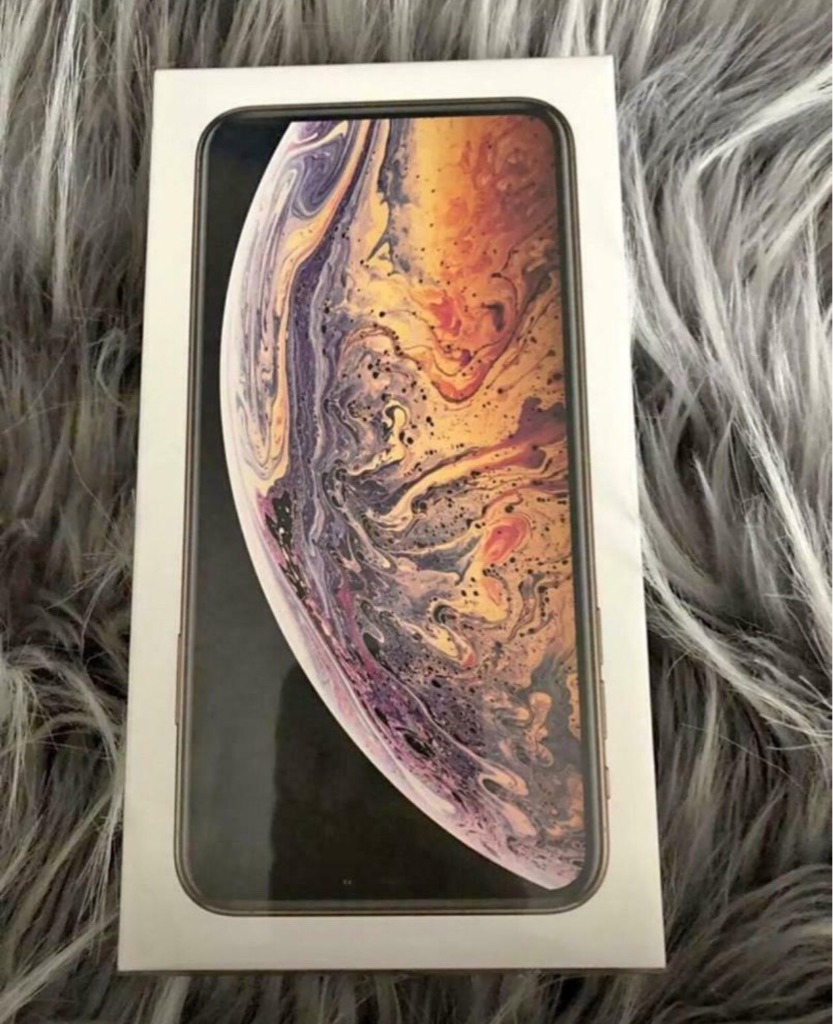 iPhone XS Max Brand new Unlocked 256GB