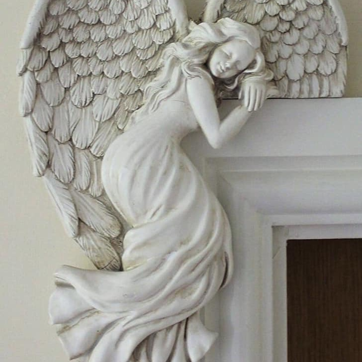 Door frame angel