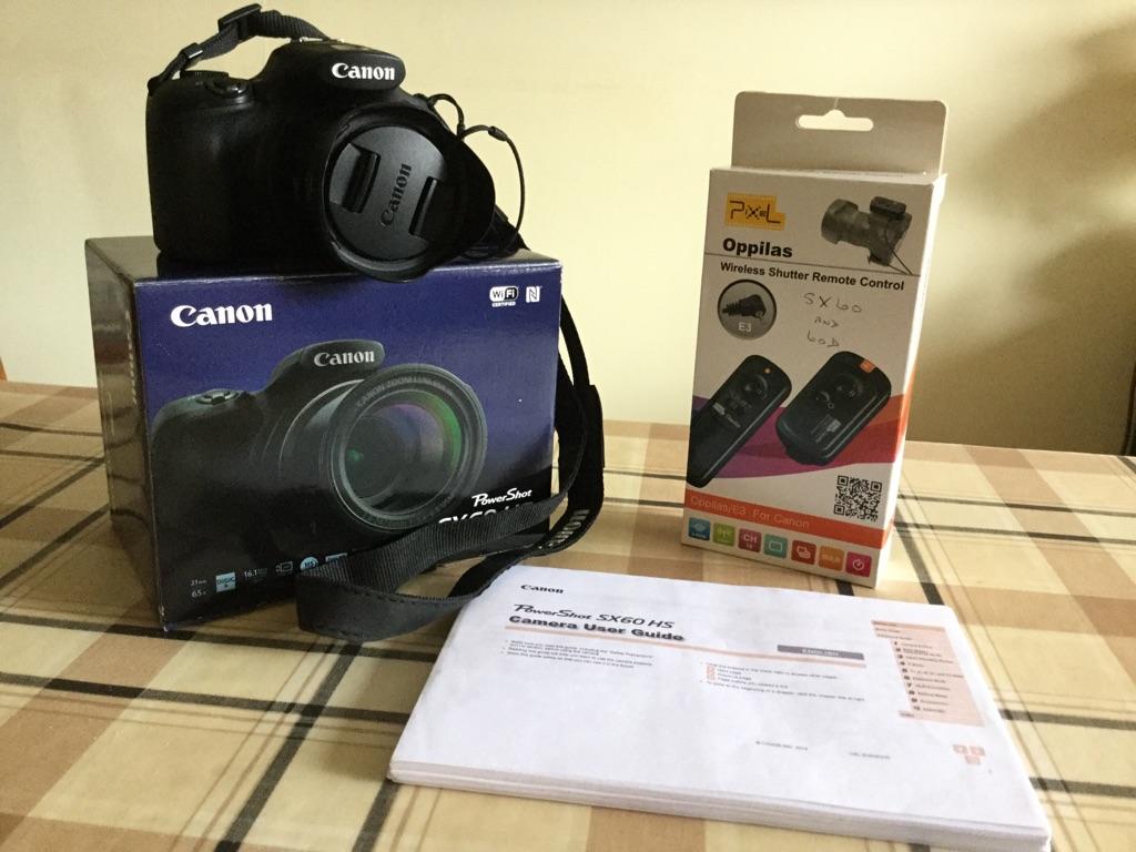 Canon Power Shot SX60