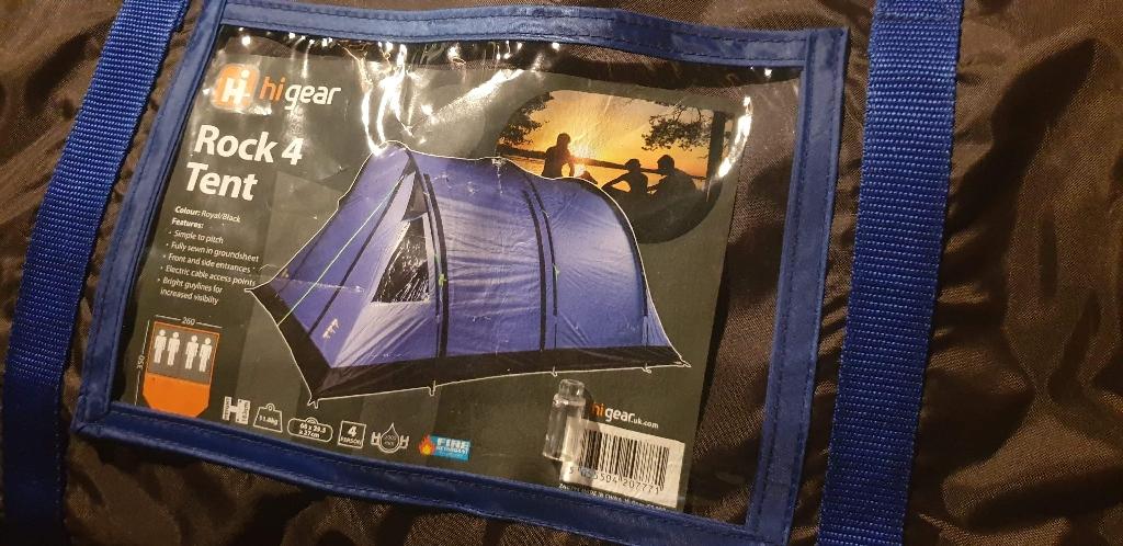 Hi gear tent 4 man
