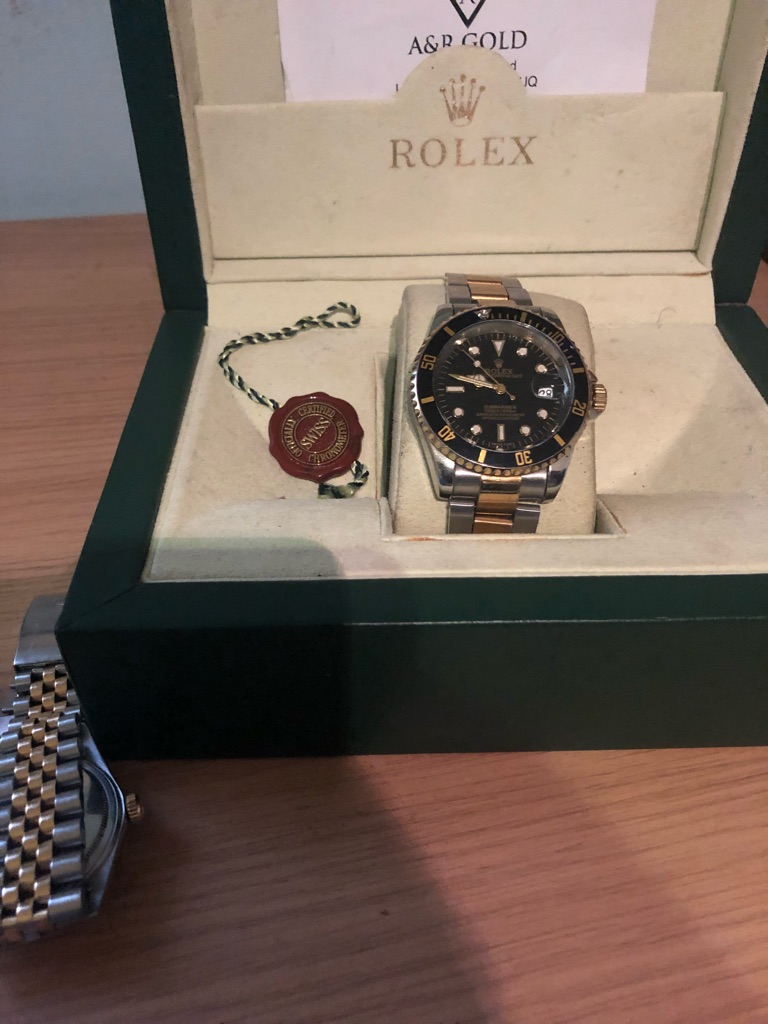 Rolex Oyster Perpetual Date Submarine