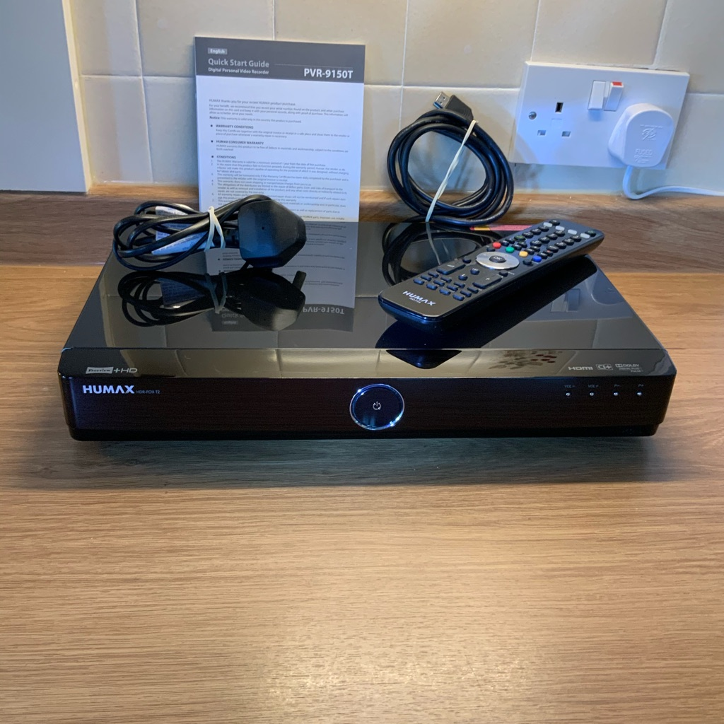 HUMAX PVR-9150T RECORDER