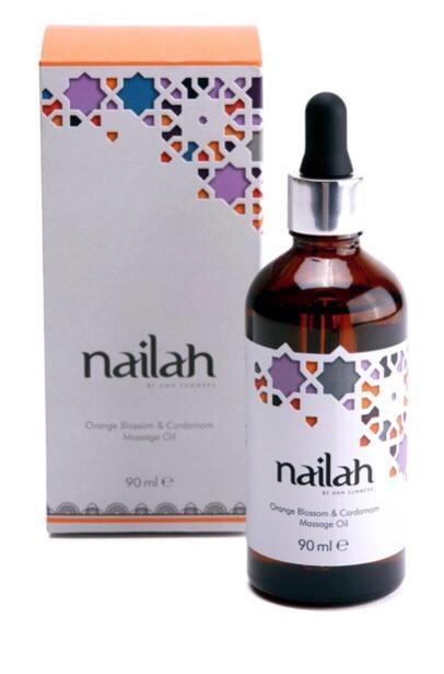 Nailah Massage Oils