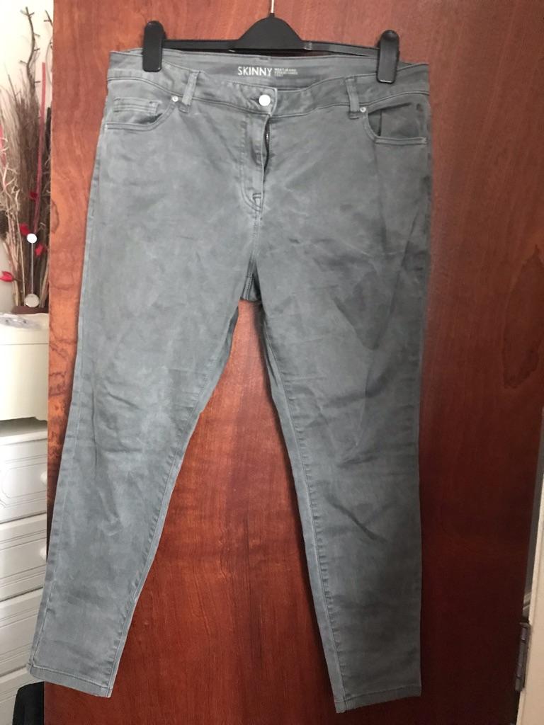 Next ladies skinny jeans size 18
