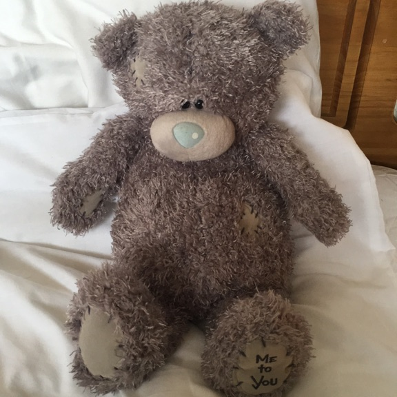 Tatty Teddy Hot Water Bottle