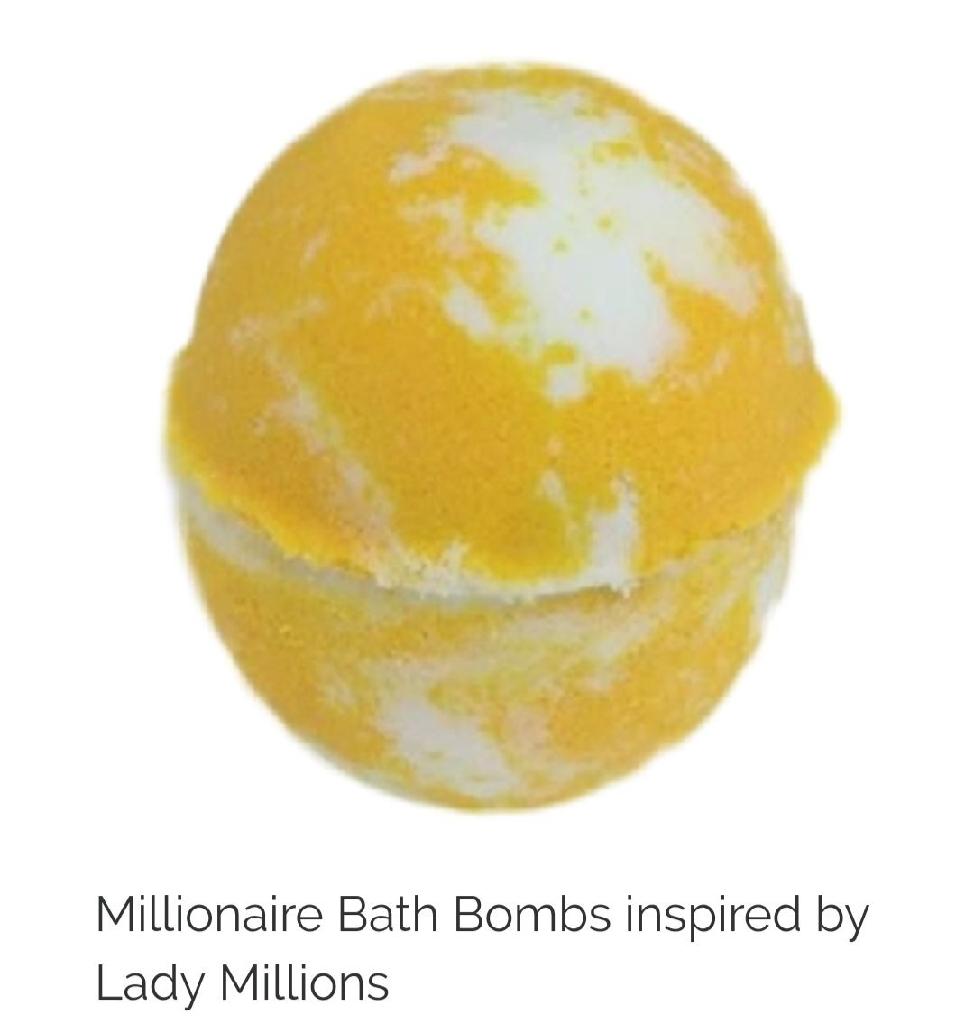 Fragranced Bath Bombs