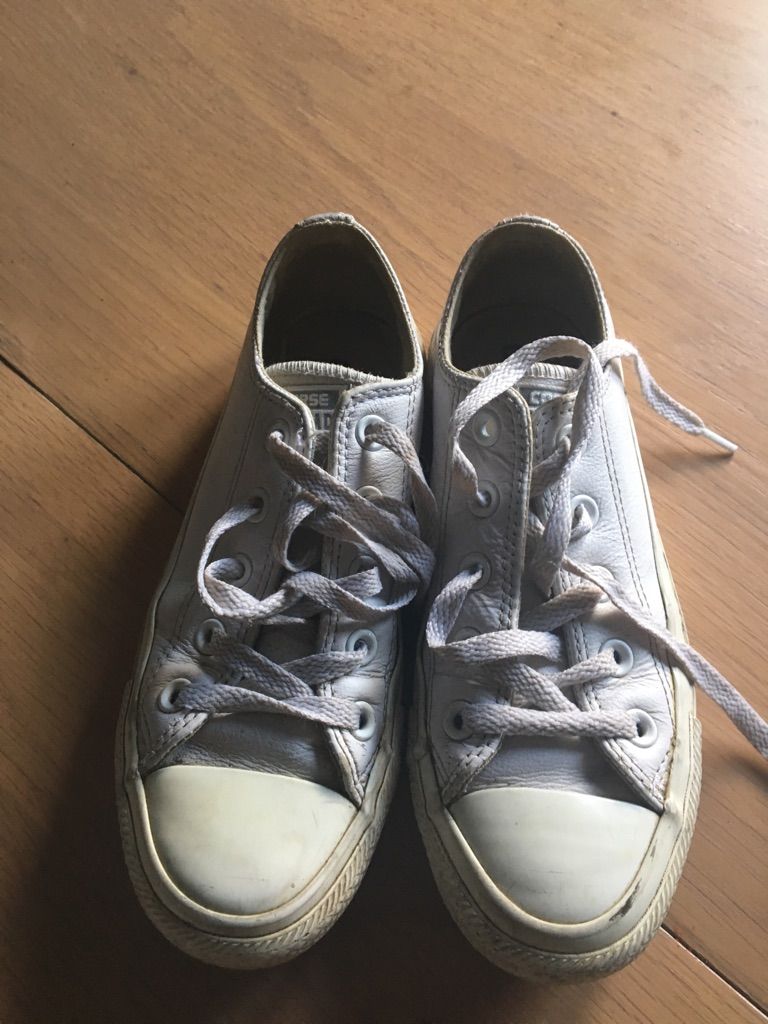 Converse Sports Shoes -White