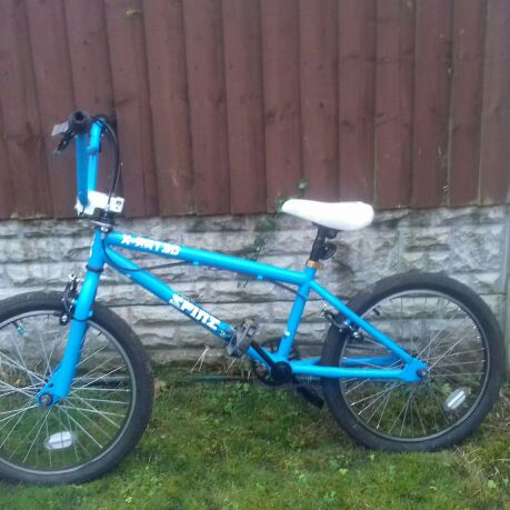 "BOYS BIKE 20"" FRAME"