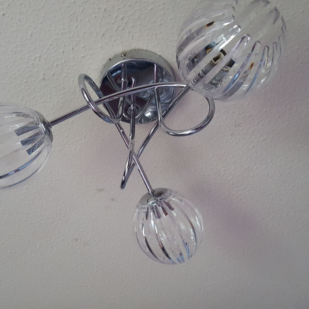 Brand new light fitting