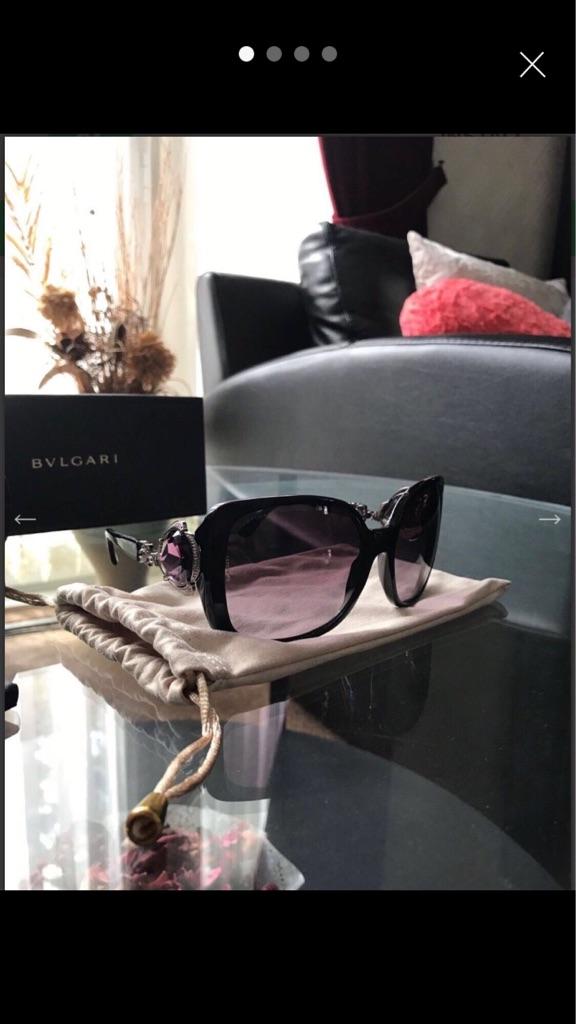 Bulgari women's sunglasses ltd edition