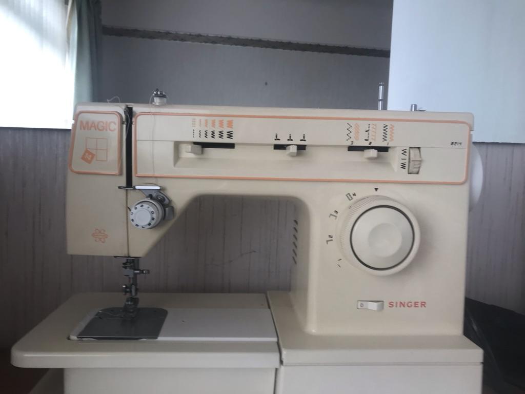 Singer Magic 8214 sewing machine