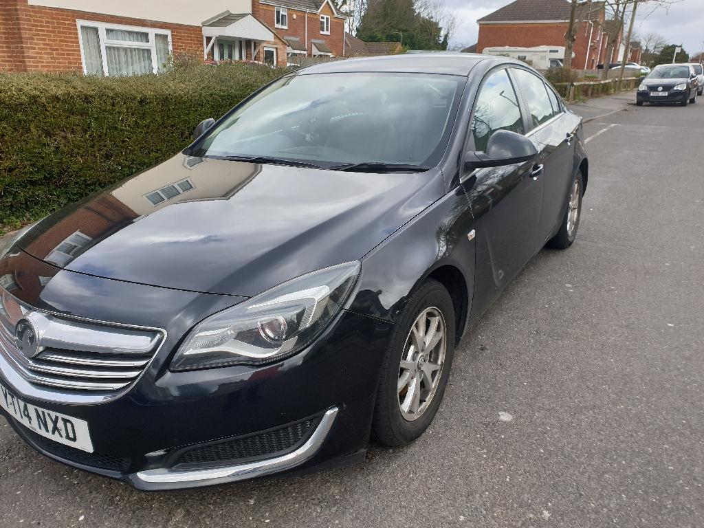 Vauxhall insignia design nav 2.0