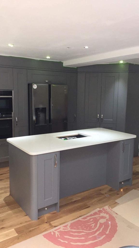 Granite Marble Quartz Kitchen Worktops