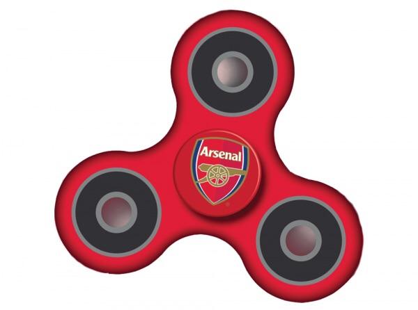 Football Team Fidget Spinner