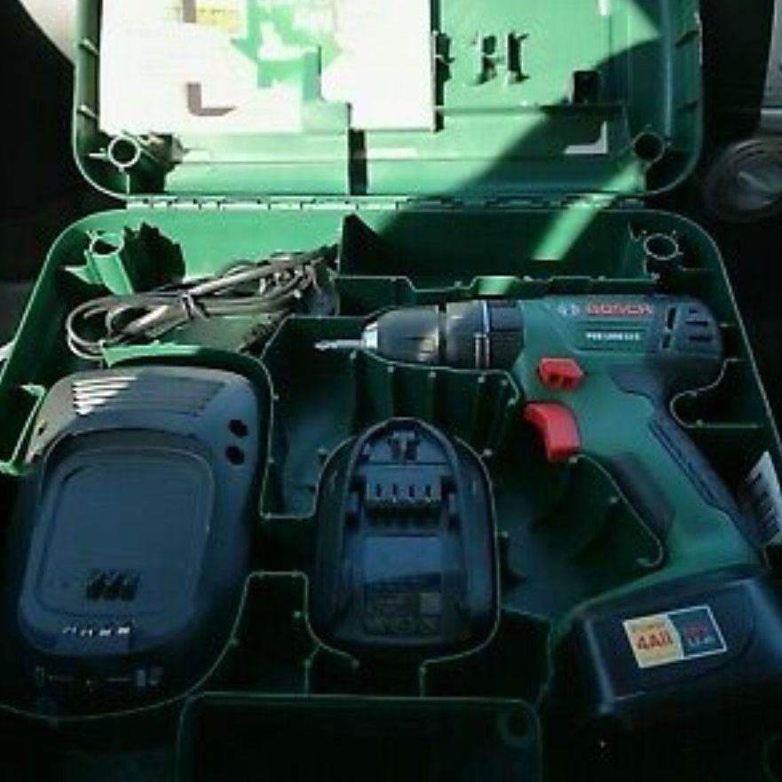Bosch PSB1800LI2 Cordless Drill