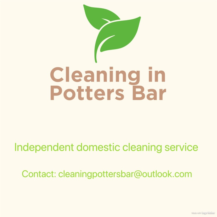 Cleaning in Potters Bar