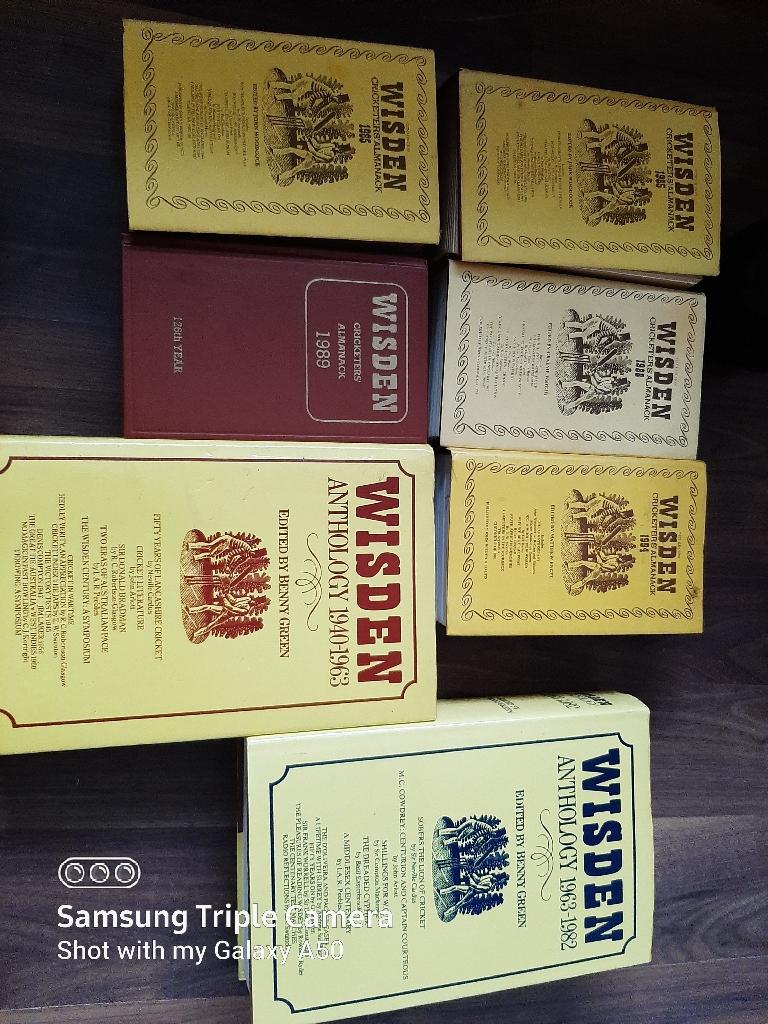 Wisden books