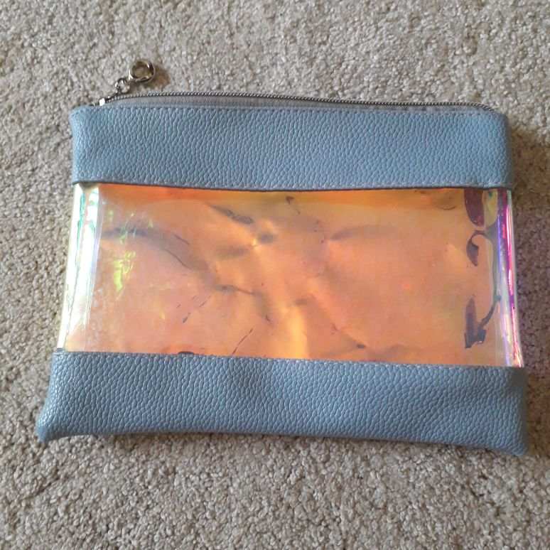 Makeup bag/ pencil case