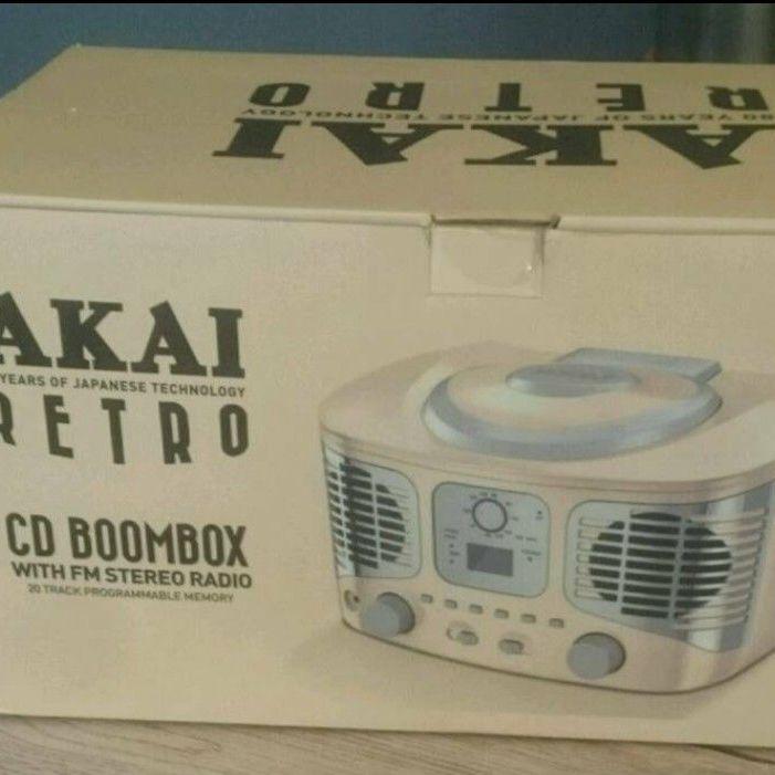 Retro CD Boombox for Sale
