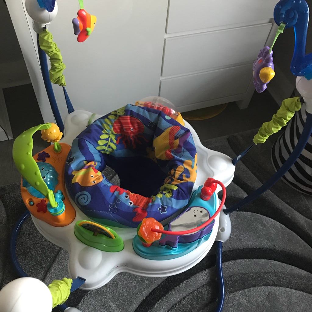Ocean Wonders Jumperoo