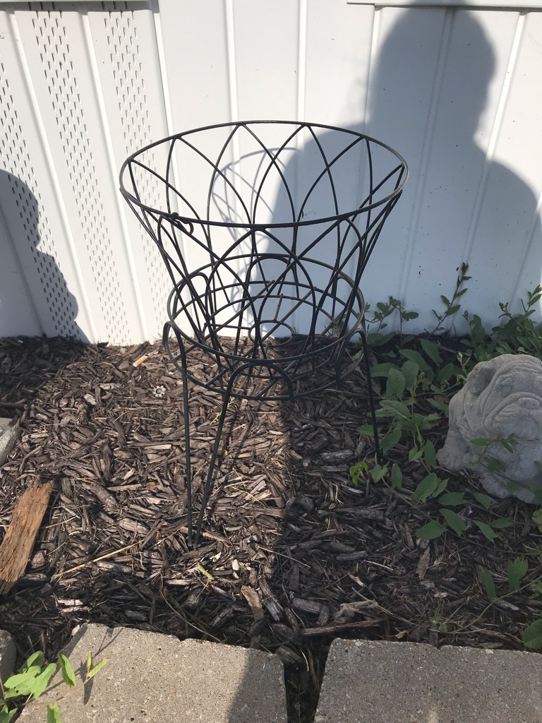 Flower pot baskets