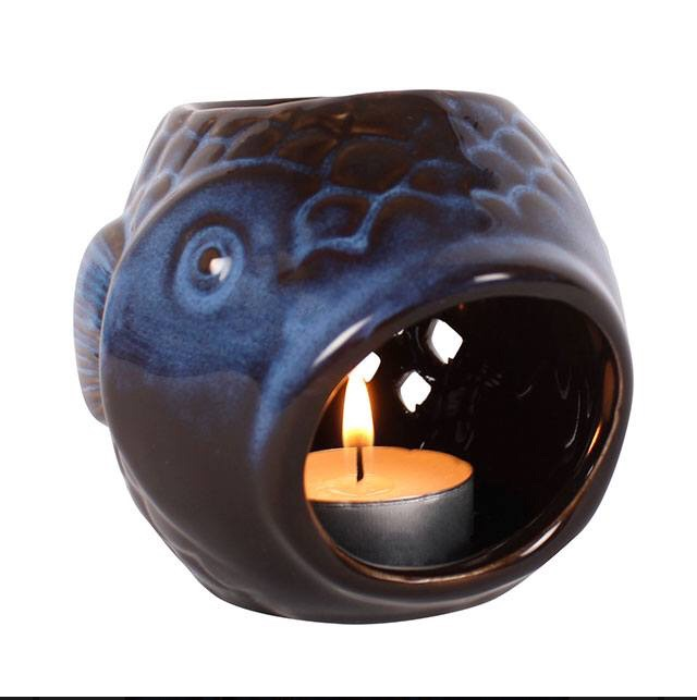 Candle holder and wax melt burners