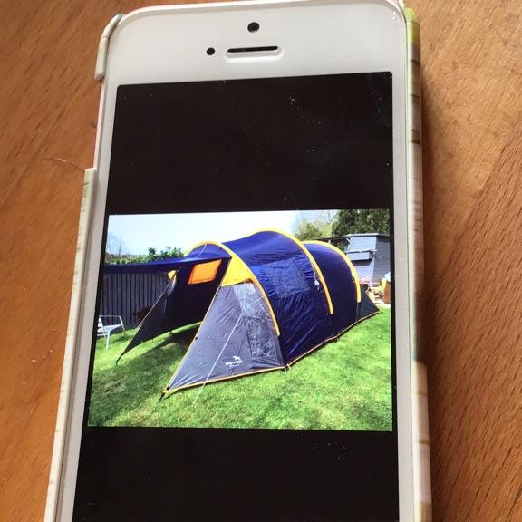 Torino easy camp tent