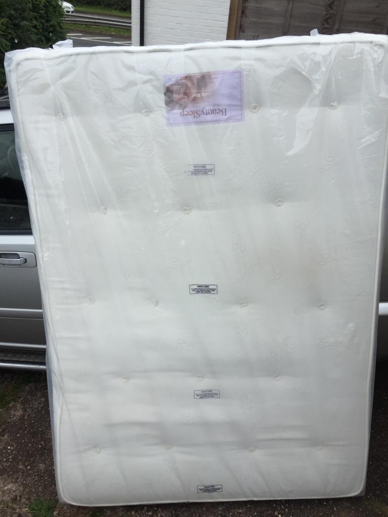 4/6 memory foam mattress double bed