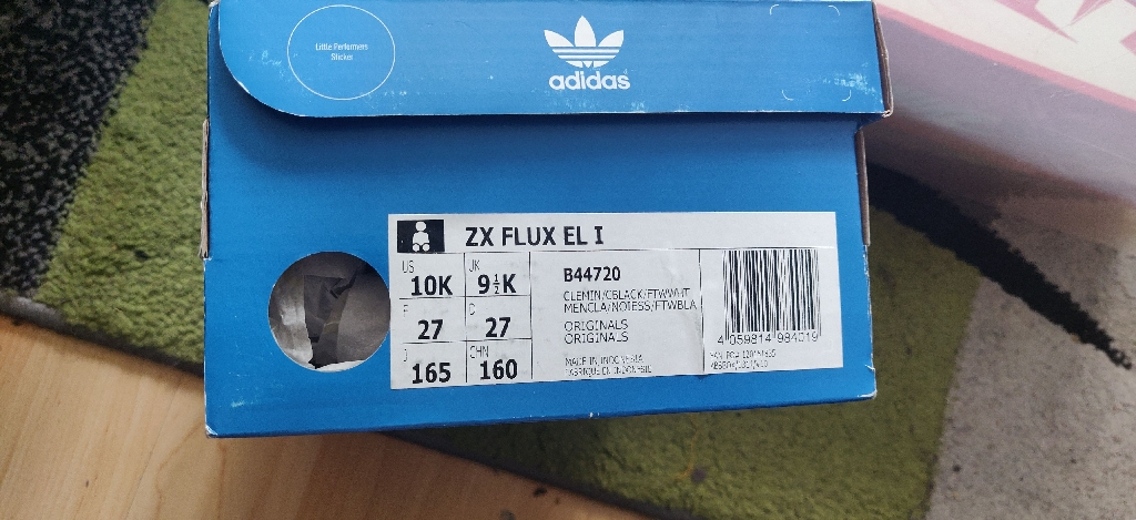 Brand New Adidas Zx flux girls