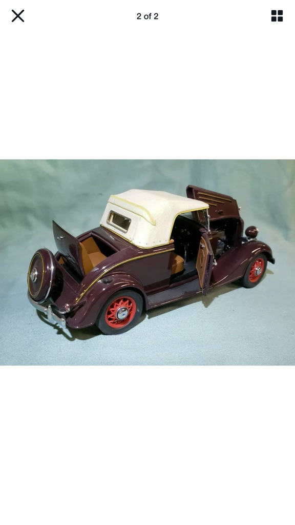 Danberry mint 1935 Chevrolet sport Coupe